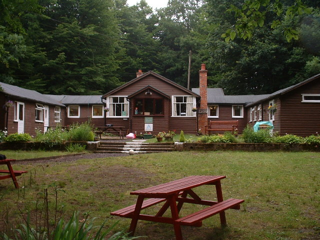Blackboys Youth Hostel:: OS grid TQ5221 :: Geograph Britain and ...