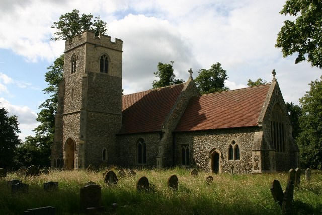 Timworth Church
