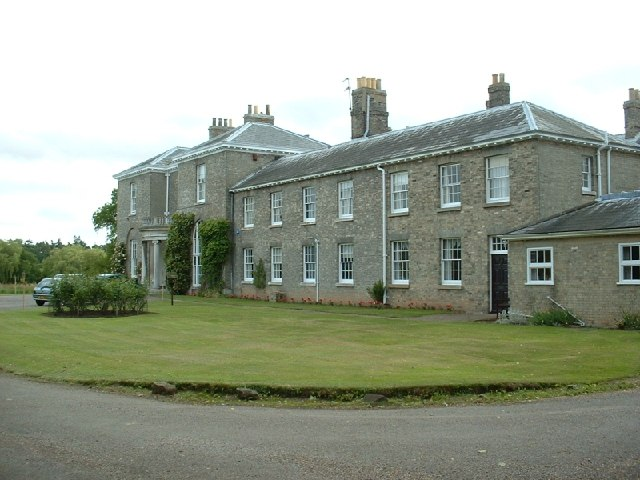Hoveton Hall