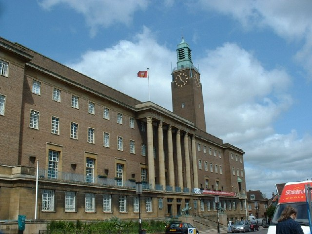 Norwich City Hall