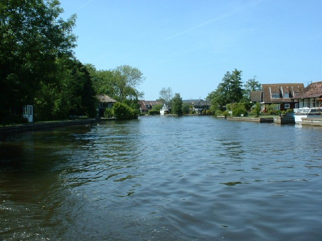 The Broads, near Wroxham