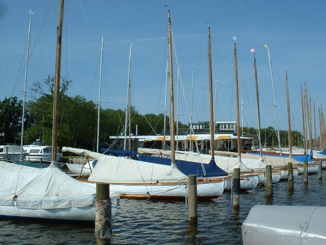 Yachting Club, Wroxham Broad