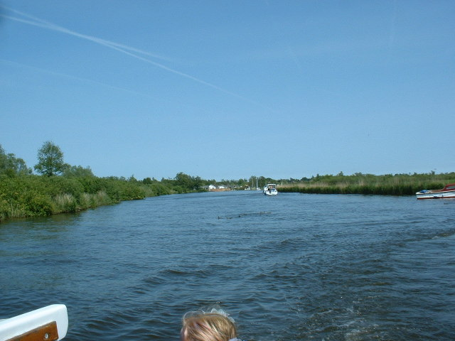 Norfolk Broads, near Horning