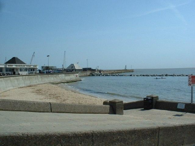 South Pier, Lowestoft