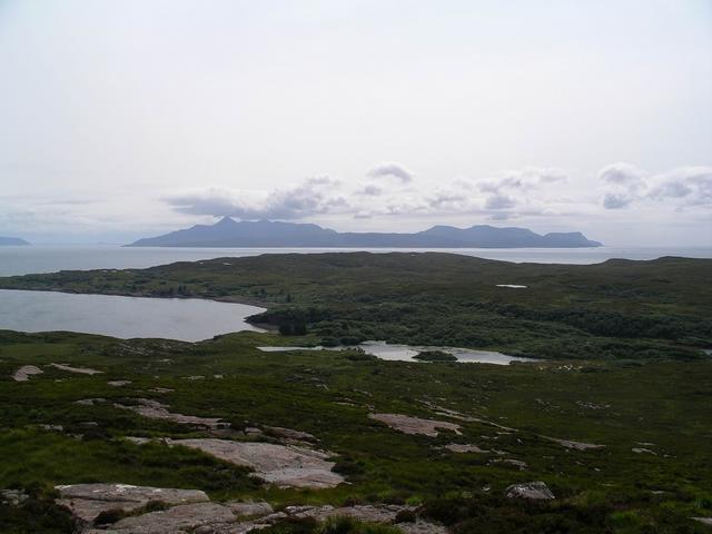 Loch Mor, Soay