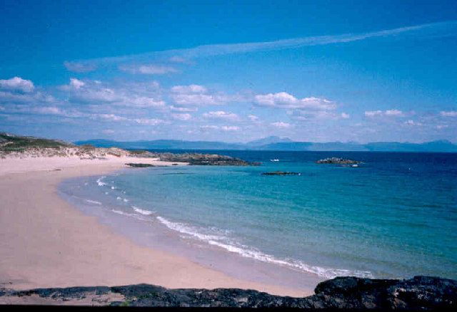 Balnahard Bay