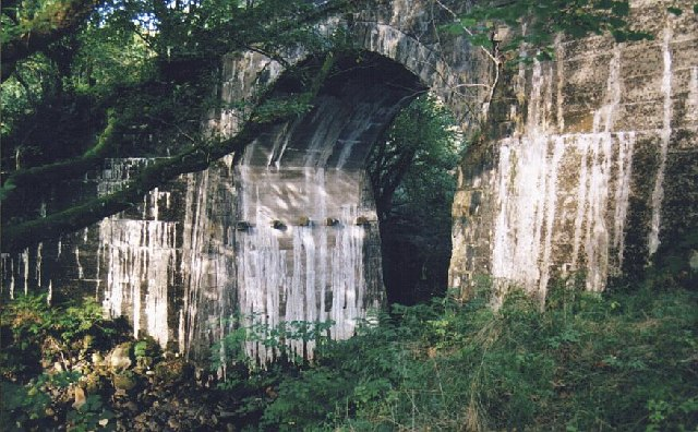 Strath of Appin Railway Bridge