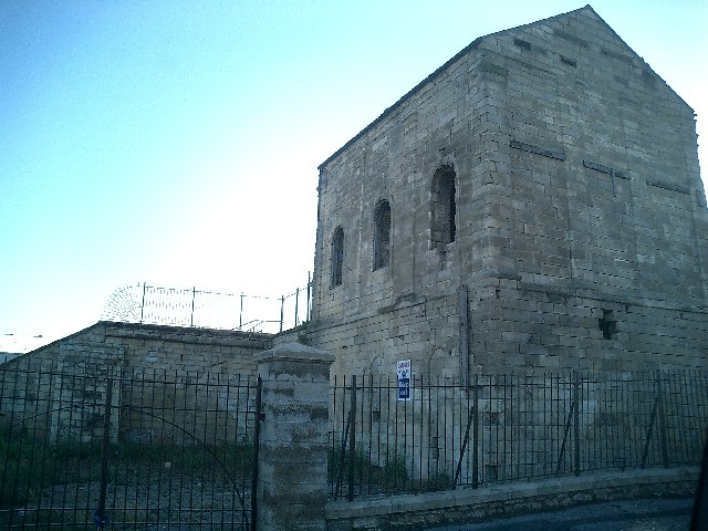 Throston Engine House, Hartlepool.