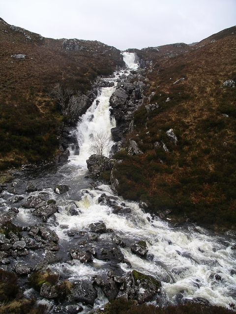 Waterfall, Inverianvie River
