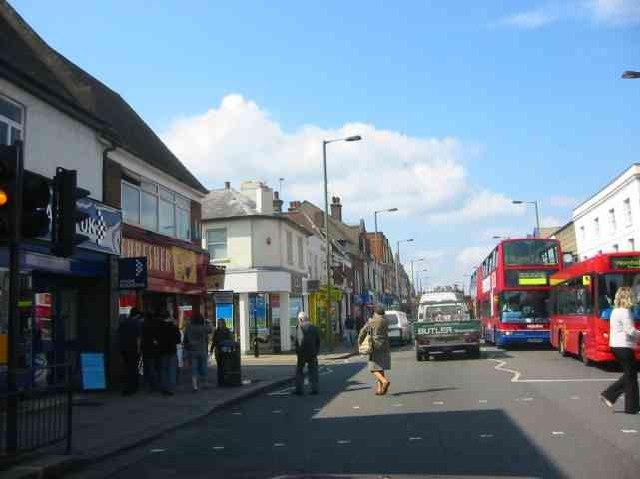 Street in Barnet