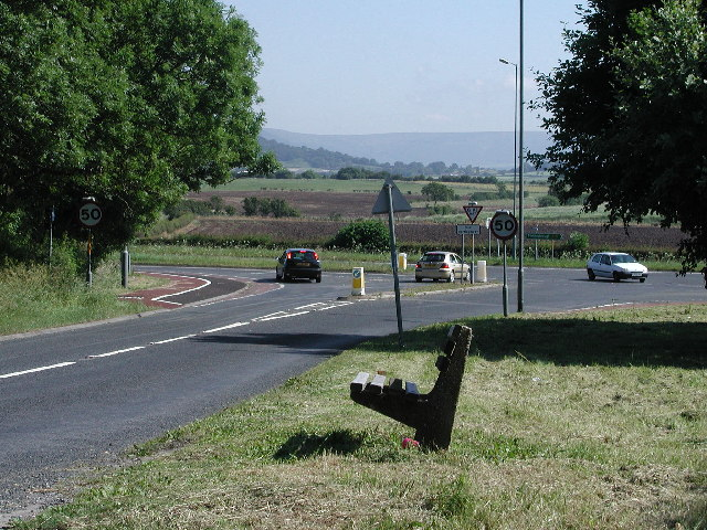 Flatts Lane Road Junction
