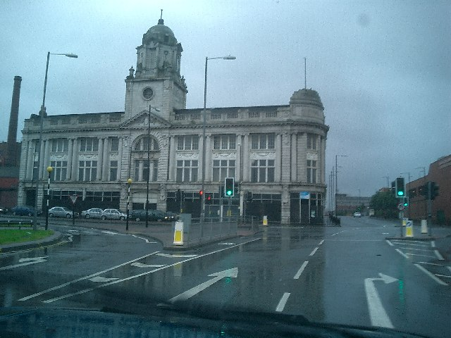 The Old Co-op Stores