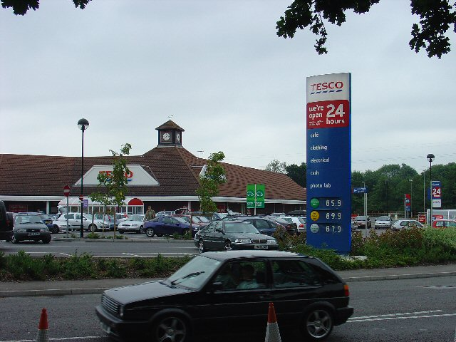 Tesco Superstore, Hazelwick Avenue, Crawley, West Sussex