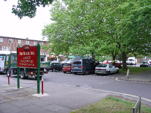 Northgate Shopping Parade, Crawley, West Sussex