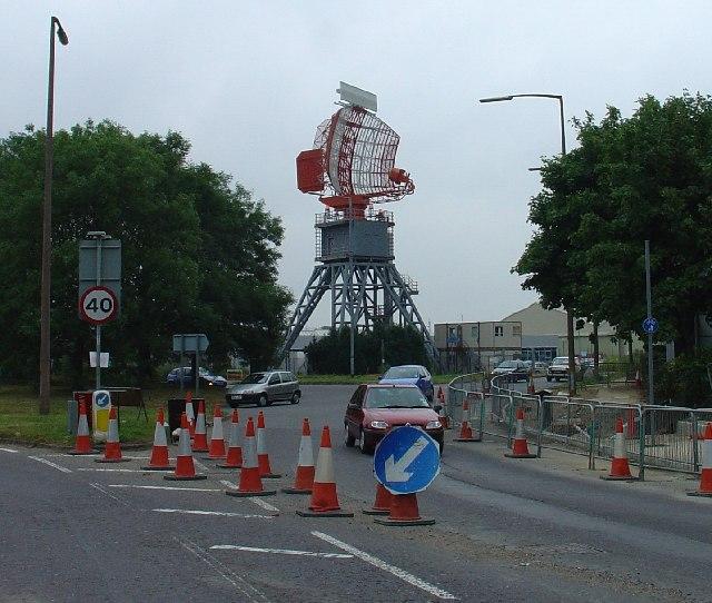 Radar, Tinsley Green, Crawley, West Sussex