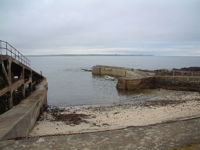 Ackergill Harbour