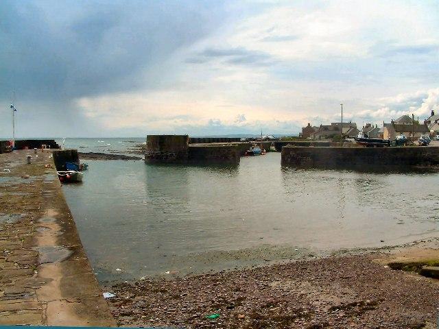 Johnshaven Harbour
