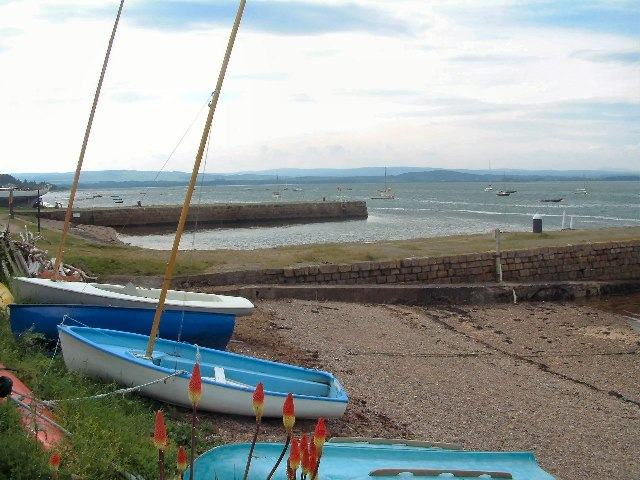 Findhorn Harbour