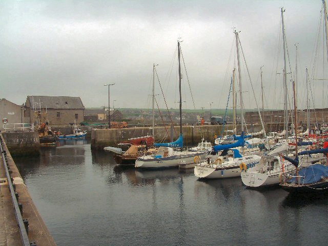 Whitehills Harbour