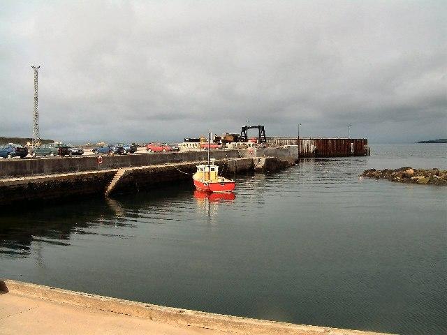 Gill's Bay Ferry Terminal