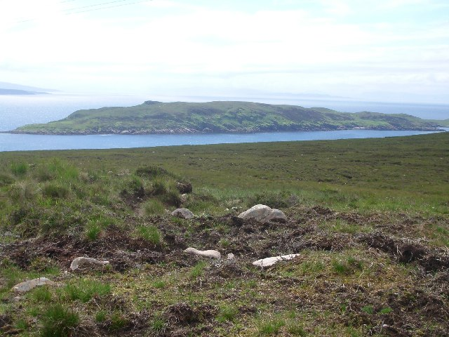 View towards Longa Island