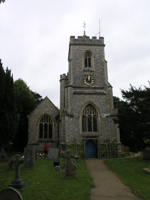Walton on the Hill Church