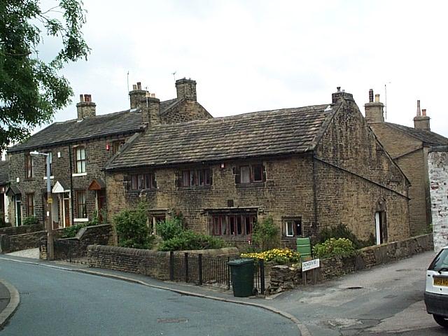 Seventeenth century house, Snowden Road, Wrose