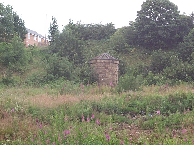 Shaft for Frizinghall to Esholt sewage tunnel