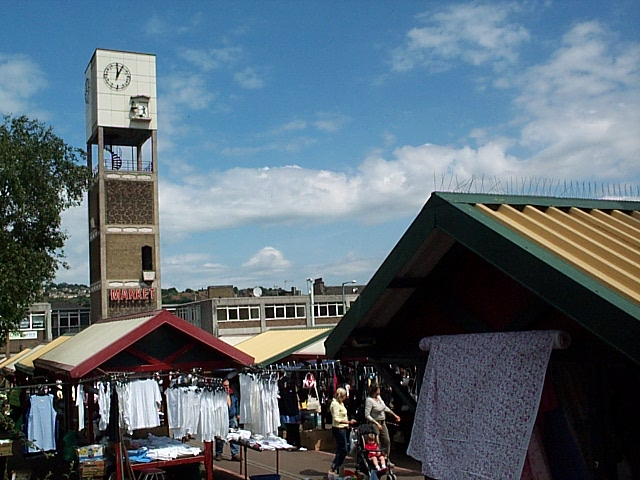 Shipley Clock Tower