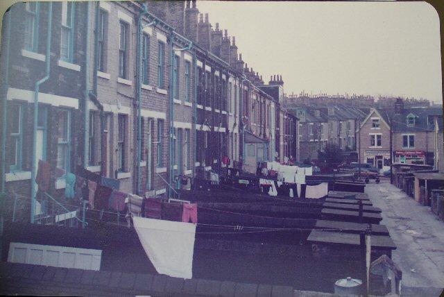 Lidget Green Backstreets, Bradford, West Yorkshire
