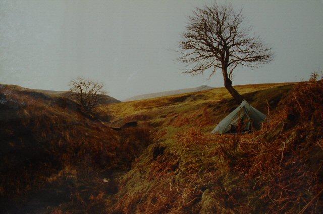 Highshaw Clough, Near Ladybower Reservoir, Derbyshire