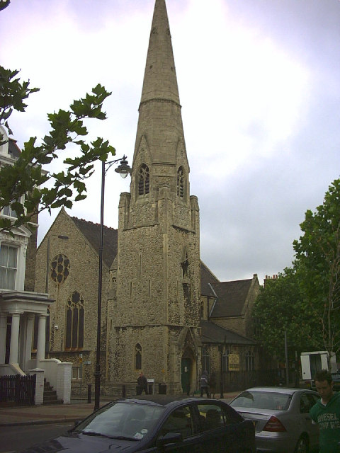 St. Peter and St. Paul church, St. John's Hill, Battersea.