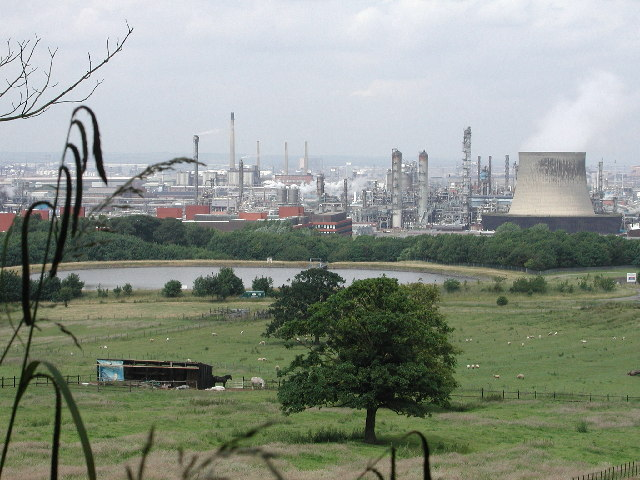 Wilton Centre and Chemical Complex
