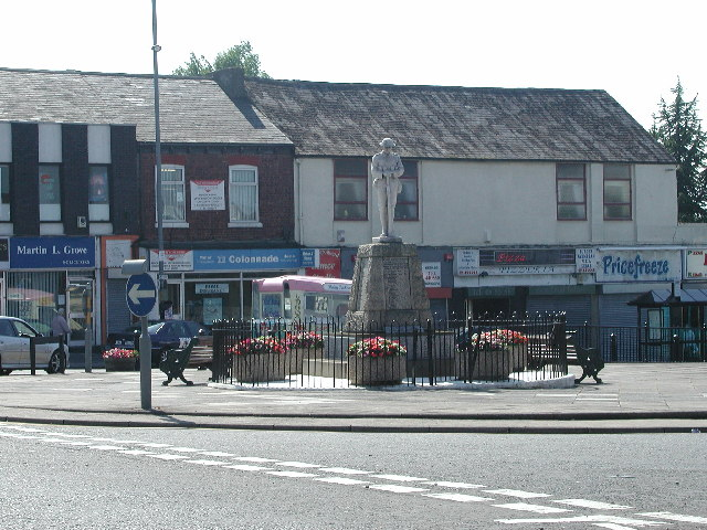 Eston Square War Memorial
