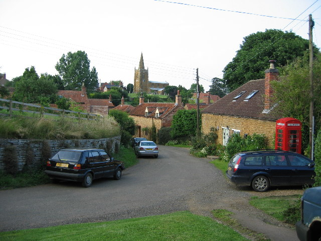 Chapel Street, Eaton, Leicestershire