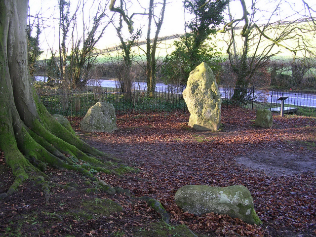 The Winterbourne Abbas Nine Stones