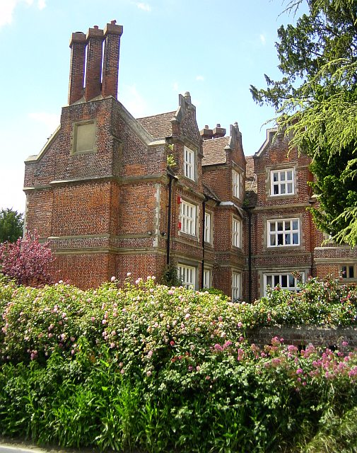 Elizabethan Manor House at Hollingbourne