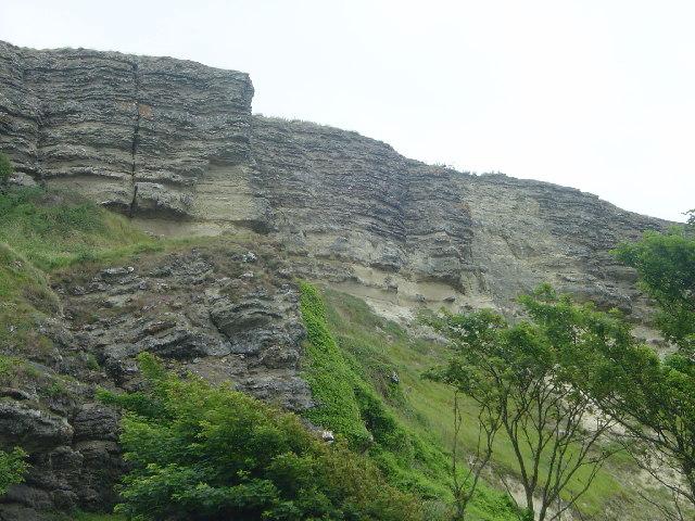 Blackgang Cliffs