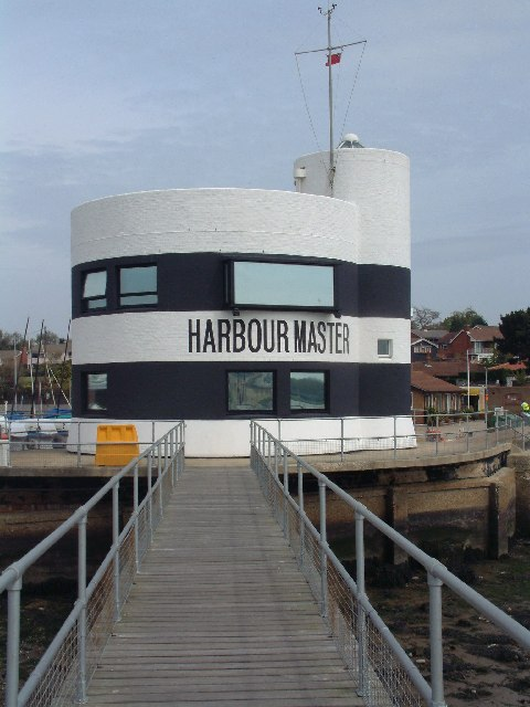 Harbour Master's Office, Hamble