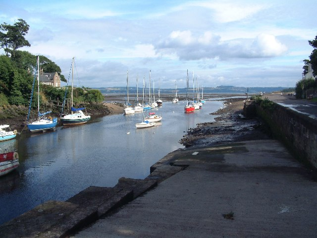 River Almond at Cramond