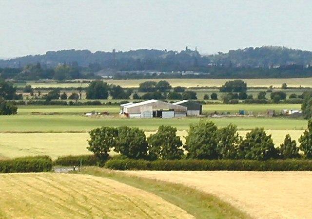 Farm near Bunny