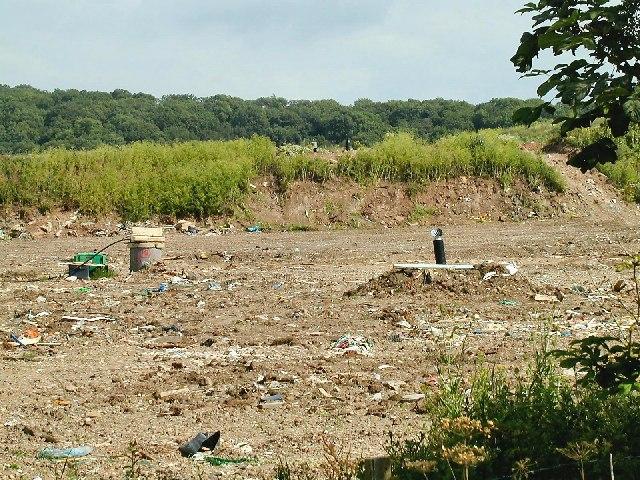Bunny Landfill Site