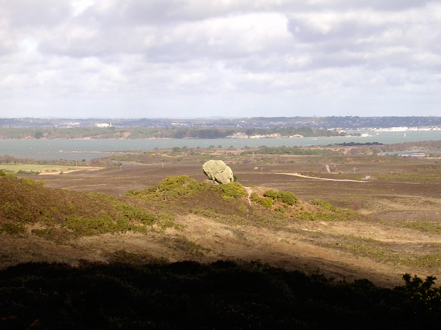 The Agglestone on Black Down, Purbeck