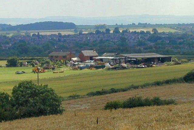 Taft Leys Farm, East Leake