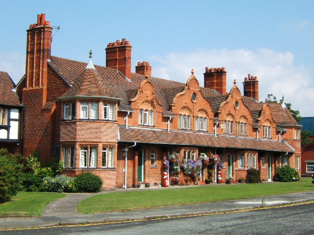 Port Sunlight Village 169 Rich Daley Geograph Britain And