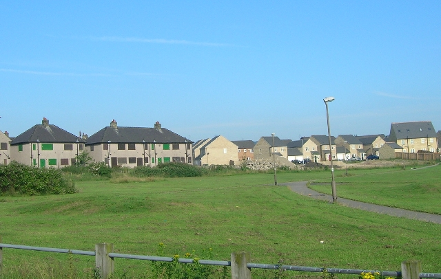 Suburban Redevelopment; Huddersfield