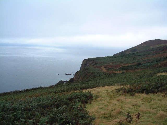 Cliffs at Badbea