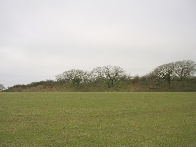 Nettlecombe Tout promontory fort