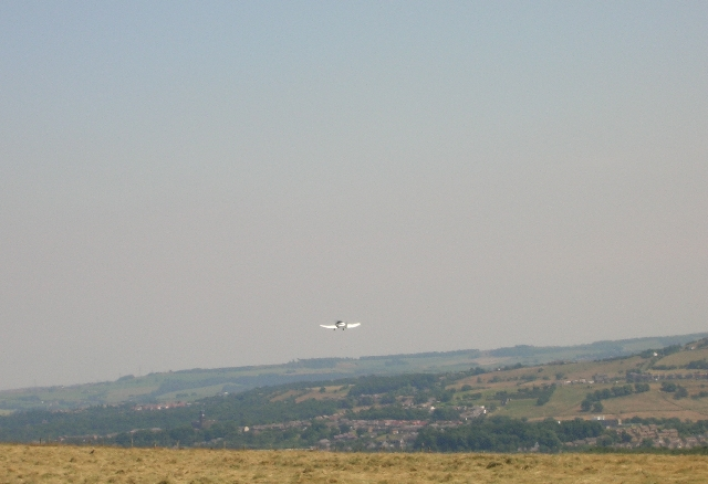 Crosland Hill Airstrip 2, Huddersfield