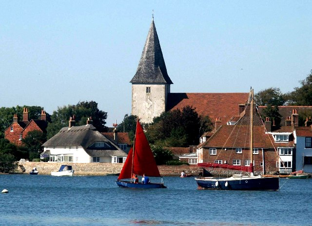 Bosham Waterfront and Church